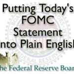What Does the Federal Reserve Statement Really Mean?