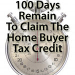 Time is Running Out to Claim the Home Buyer Tax Credit