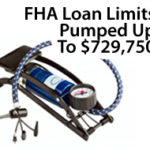 FHA Loan Limits are now Higher Than Conventional Loans for 1st Time Ever
